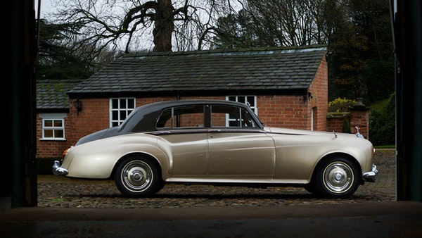 1965 Rolls Royce Silver Cloud III For Sale (picture 9 of 106)