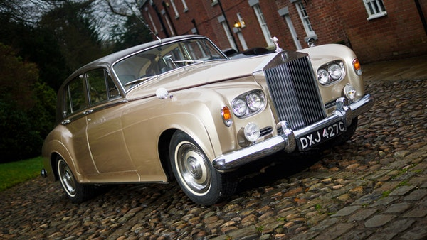 1965 Rolls Royce Silver Cloud III For Sale (picture 3 of 106)