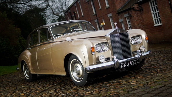 1965 Rolls Royce Silver Cloud III For Sale (picture 1 of 106)