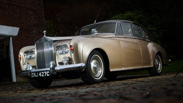 1965 Rolls Royce Silver Cloud III For Sale (picture 5 of 106)
