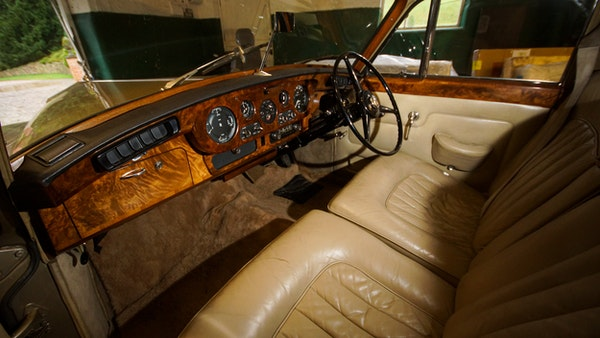 1965 Rolls Royce Silver Cloud III For Sale (picture 24 of 106)