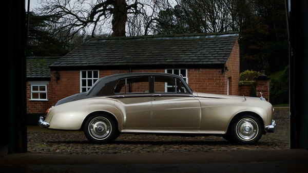 1965 Rolls Royce Silver Cloud III For Sale (picture 16 of 106)