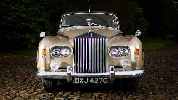 1965 Rolls Royce Silver Cloud III For Sale (picture 6 of 106)