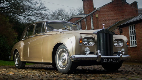 1965 Rolls Royce Silver Cloud III For Sale (picture 4 of 106)