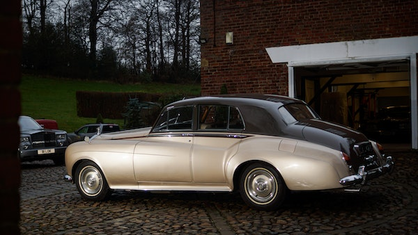 1965 Rolls Royce Silver Cloud III For Sale (picture 12 of 106)