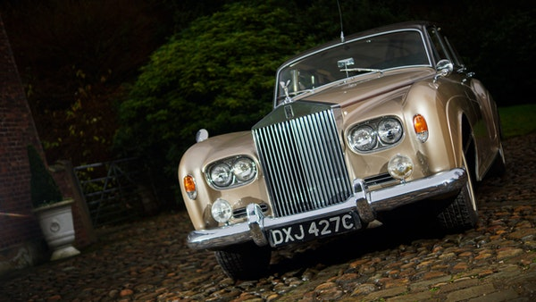 1965 Rolls Royce Silver Cloud III For Sale (picture 10 of 106)