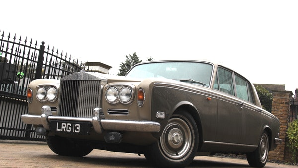 1970 Rolls-Royce Silver Shadow I For Sale (picture 16 of 130)