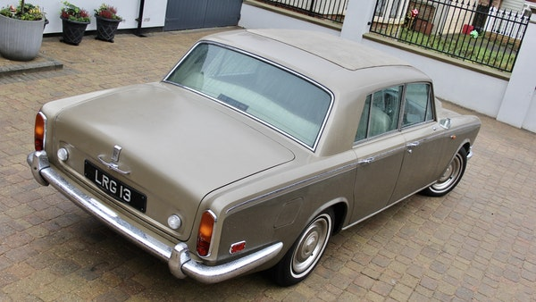 1970 Rolls-Royce Silver Shadow I For Sale (picture 15 of 130)