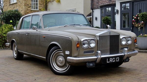 1970 Rolls-Royce Silver Shadow I For Sale (picture 10 of 130)