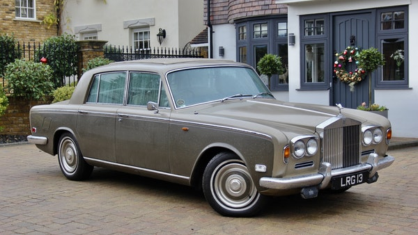 1970 Rolls-Royce Silver Shadow I For Sale (picture 6 of 130)