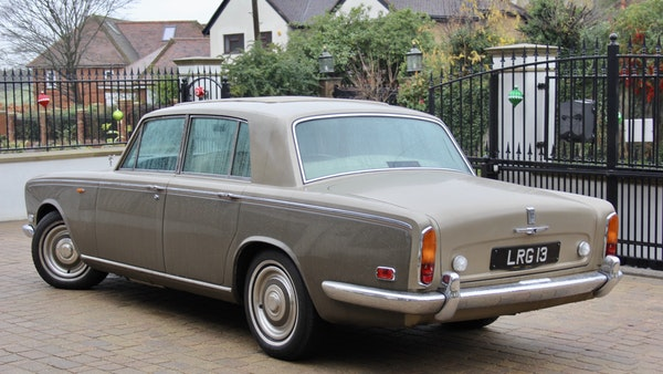 1970 Rolls-Royce Silver Shadow I For Sale (picture 11 of 130)