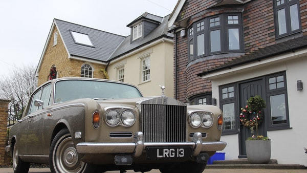 1970 Rolls-Royce Silver Shadow I For Sale (picture 13 of 130)