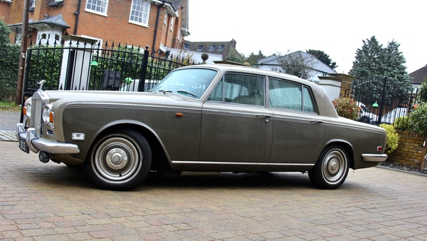 1970 Rolls-Royce Silver Shadow I For Sale (picture 9 of 130)