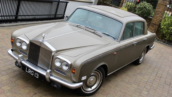 1970 Rolls-Royce Silver Shadow I For Sale (picture 8 of 130)