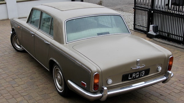 1970 Rolls-Royce Silver Shadow I For Sale (picture 14 of 130)