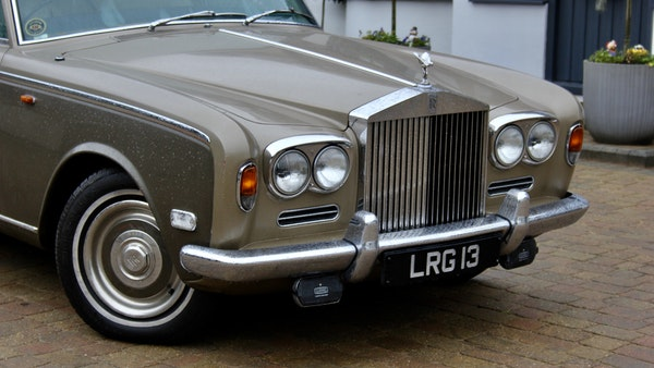 1970 Rolls-Royce Silver Shadow I For Sale (picture 66 of 130)