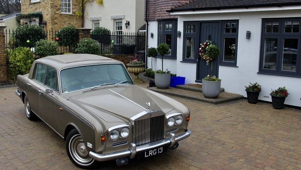 1970 Rolls-Royce Silver Shadow I For Sale (picture 12 of 130)