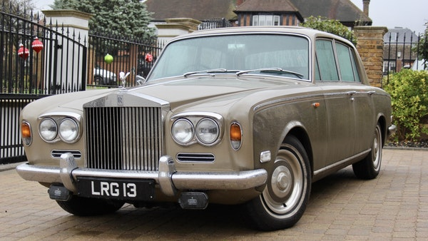 1970 Rolls-Royce Silver Shadow I For Sale (picture 1 of 130)