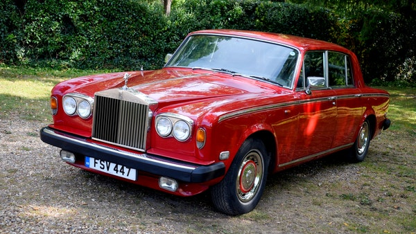 1977 Rolls-Royce Silver Shadow II For Sale (picture 1 of 147)