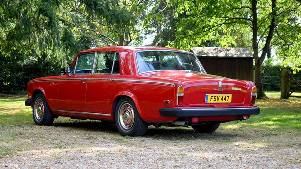 1977 Rolls-Royce Silver Shadow II For Sale (picture 15 of 147)