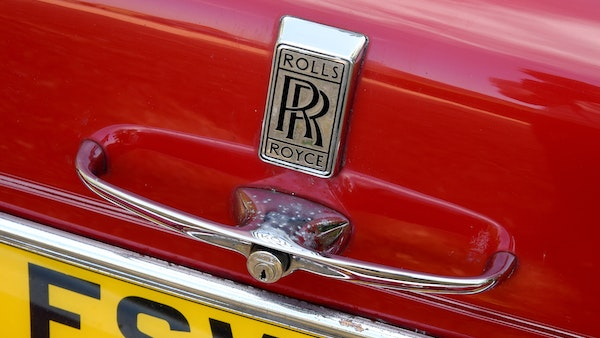 1977 Rolls-Royce Silver Shadow II For Sale (picture 99 of 147)