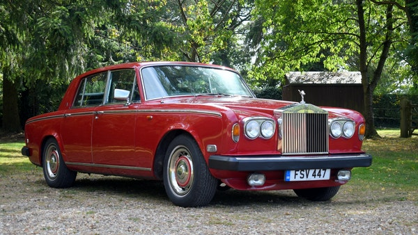 1977 Rolls-Royce Silver Shadow II For Sale (picture 3 of 147)