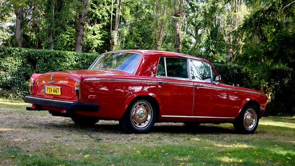 1977 Rolls-Royce Silver Shadow II For Sale (picture 8 of 147)