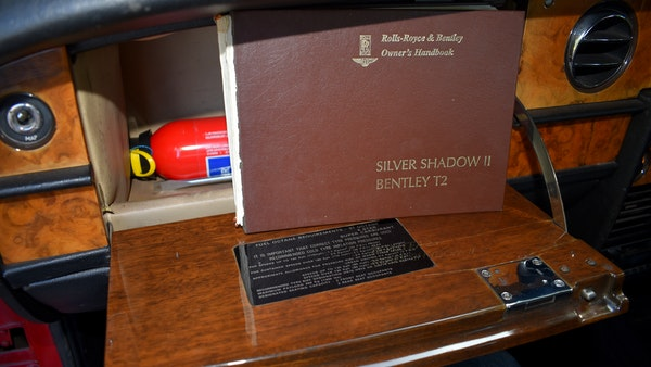 1977 Rolls-Royce Silver Shadow II For Sale (picture 142 of 147)