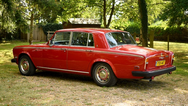 1977 Rolls-Royce Silver Shadow II For Sale (picture 12 of 147)