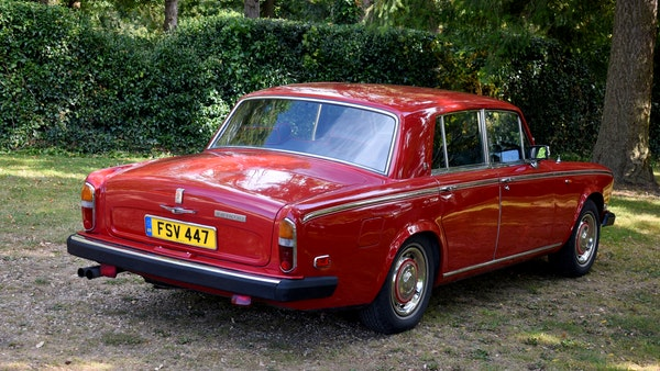 1977 Rolls-Royce Silver Shadow II For Sale (picture 9 of 147)