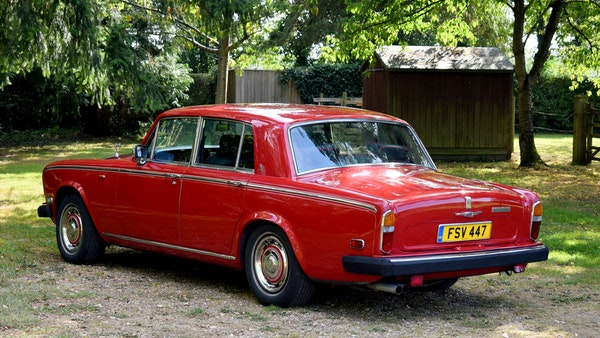 1977 Rolls-Royce Silver Shadow II For Sale (picture 14 of 147)