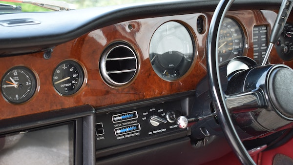 RESERVE LOWERED -1978 Rolls Royce Silver Shadow II For Sale (picture 35 of 143)