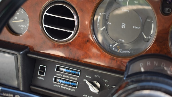 RESERVE LOWERED -1978 Rolls Royce Silver Shadow II For Sale (picture 28 of 143)