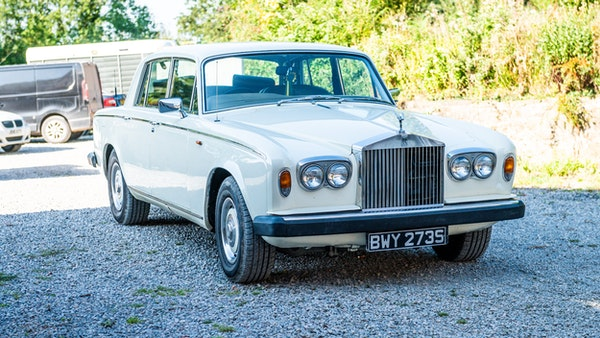 1978 Rolls Royce Silver Shadow II For Sale (picture 1 of 173)