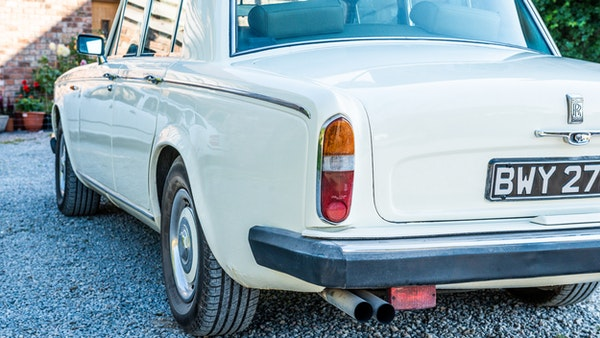 1978 Rolls Royce Silver Shadow II For Sale (picture 111 of 173)