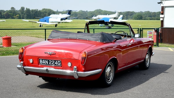 1968 Rolls-Royce Silver Shadow Drophead Coupé by Mulliner Park Ward For Sale (picture 18 of 159)