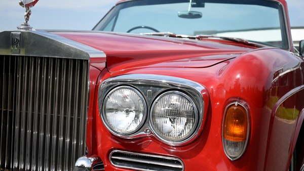 1968 Rolls-Royce Silver Shadow Drophead Coupé by Mulliner Park Ward For Sale (picture 71 of 159)