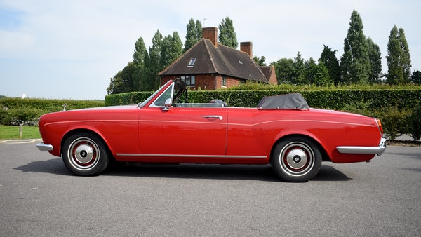 1968 Rolls-Royce Silver Shadow Drophead Coupé by Mulliner Park Ward For Sale (picture 11 of 159)