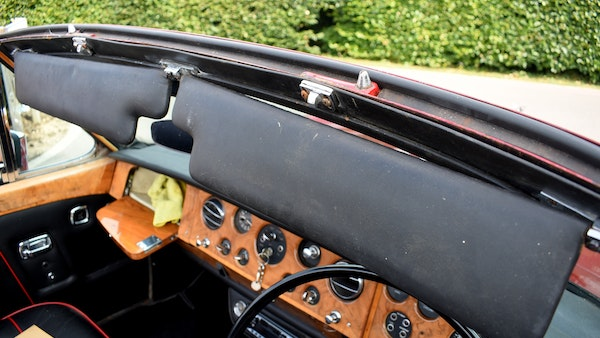 1968 Rolls-Royce Silver Shadow Drophead Coupé by Mulliner Park Ward For Sale (picture 53 of 159)