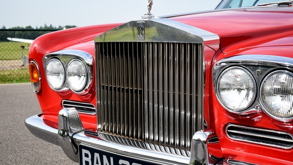 1968 Rolls-Royce Silver Shadow Drophead Coupé by Mulliner Park Ward For Sale (picture 72 of 159)