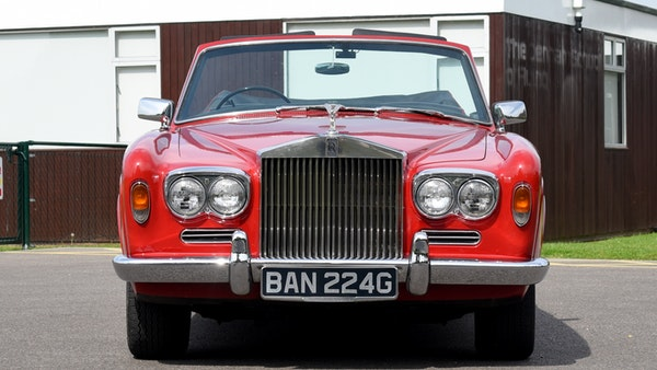 1968 Rolls-Royce Silver Shadow Drophead Coupé by Mulliner Park Ward For Sale (picture 8 of 159)