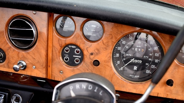 1968 Rolls-Royce Silver Shadow Drophead Coupé by Mulliner Park Ward For Sale (picture 27 of 159)