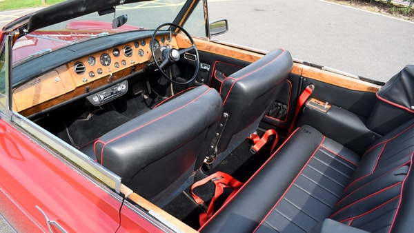 1968 Rolls-Royce Silver Shadow Drophead Coupé by Mulliner Park Ward For Sale (picture 31 of 159)