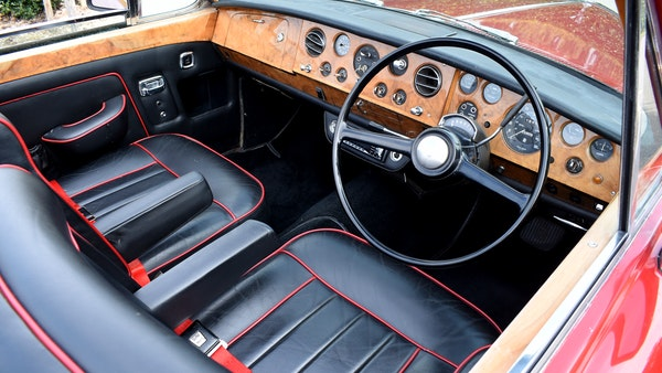 1968 Rolls-Royce Silver Shadow Drophead Coupé by Mulliner Park Ward For Sale (picture 52 of 159)