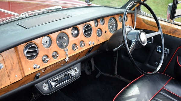 1968 Rolls-Royce Silver Shadow Drophead Coupé by Mulliner Park Ward For Sale (picture 43 of 159)