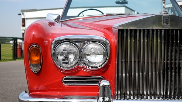 1968 Rolls-Royce Silver Shadow Drophead Coupé by Mulliner Park Ward For Sale (picture 65 of 159)