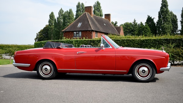 1968 Rolls-Royce Silver Shadow Drophead Coupé by Mulliner Park Ward For Sale (picture 6 of 159)