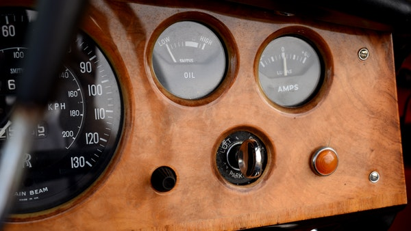 1968 Rolls-Royce Silver Shadow Drophead Coupé by Mulliner Park Ward For Sale (picture 33 of 159)