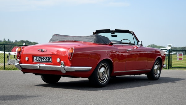 1968 Rolls-Royce Silver Shadow Drophead Coupé by Mulliner Park Ward For Sale (picture 15 of 159)