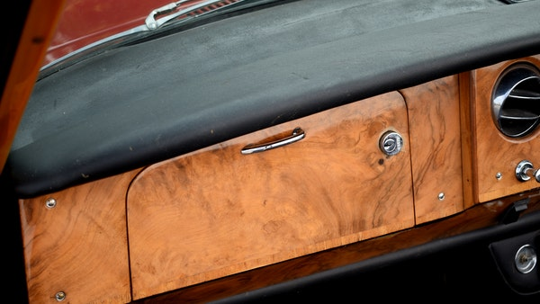 1968 Rolls-Royce Silver Shadow Drophead Coupé by Mulliner Park Ward For Sale (picture 46 of 159)
